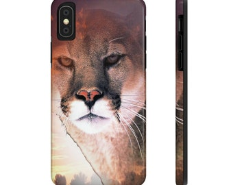 Case Mate Tough Phone Cases Cougar Sky
