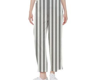 Women's Pants Striped
