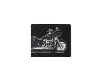 Men's Wallet Motorcycle