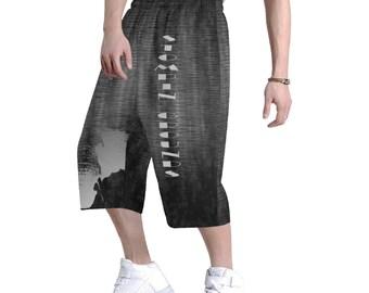Men's Baggy Long Shorts Stompin Grounds