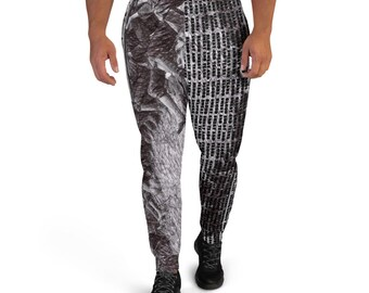 Men's Joggers Blood And Sweat