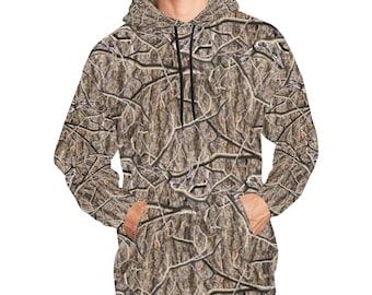 Men's Camouflage Hoodie