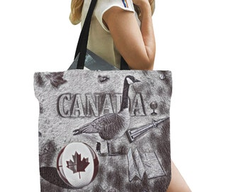 Canvas Tote Bag Canada Three Sizes