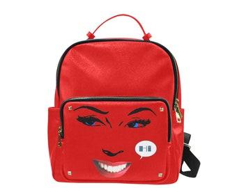 Ladies Greeting Backpack