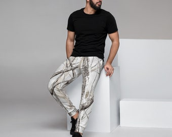 Men's Joggers Winter Camouflage