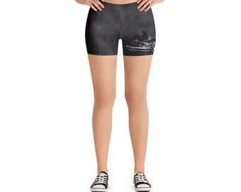 Women's Shorts Motorcycle Babe