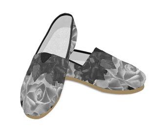Women's Canvas Slip On Shoes