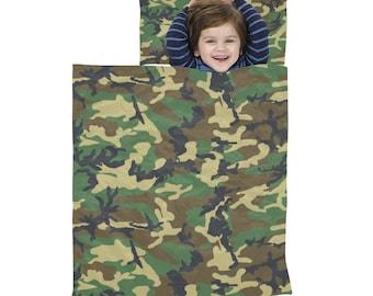 Kid's Sleep Wrap Camo