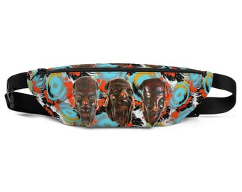 Fanny Pack African Tribal