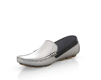Men's Leather Classic Moccasins