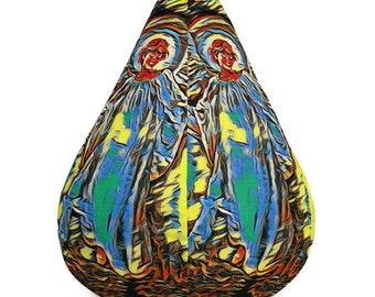 Bean Bag Chair Cover Angel