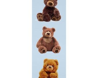Yoga Mats Teddy Bears
