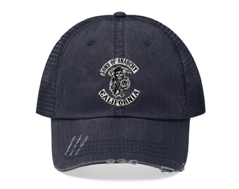 Unisex Trucker Hat Son's Of Anarchy