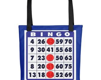 Tote bag Bingo Card