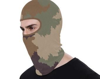 Camouflage Balaclava