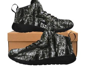 Men's Chukka Training Shoes Camo Treebark