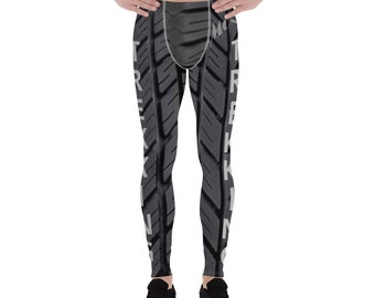 Men's Leggings Trekking Tread