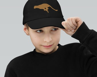 Youth baseball cap Cheetah