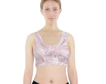 Women's sports Bra With Pocket