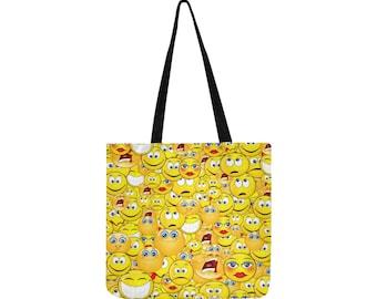 Re-Usable Shopping Bag Emoji