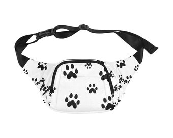 Fanny Pack Paws Small