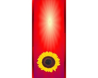 Yoga Mats Sunflower