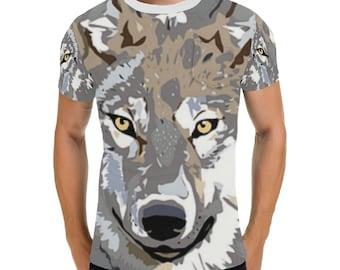 Men's Pocket T Shirt Timber Wolf