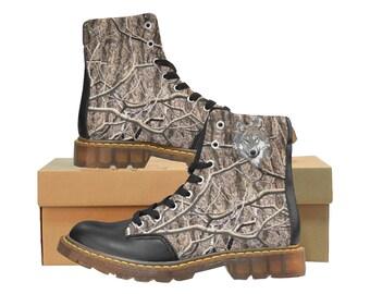 Men's Apache Timber Wolf Winter Boots