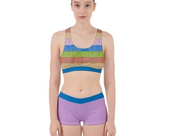 Women's Work Out Gym Set