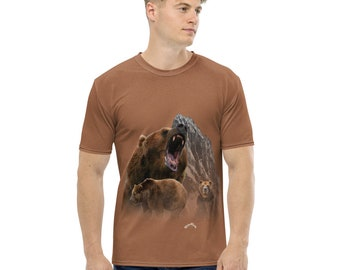 Men's T-shirt WildRness Grizzlies
