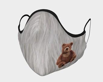 Face Mask My Teddy Bear