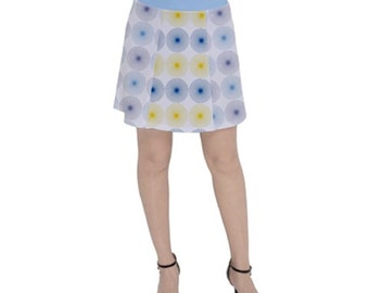 Women's Panel Skirt Circlee