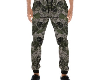 Dark Forest Men's Camouflage Joggers