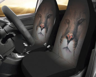 Car Seat Covers Cougar x 2