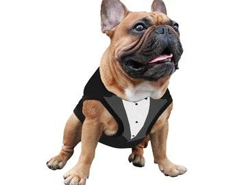 Dog Vest Tuxedo