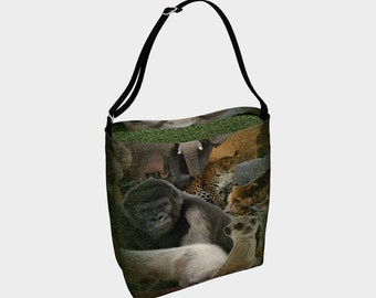 The Wild Day Tote
