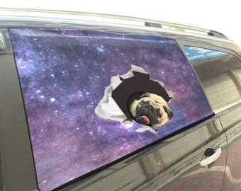 Car Window Curtain For Pets