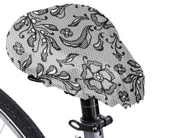 Bicycle Seat Cover Lace