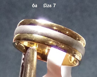 Basic Gold Ring Bands