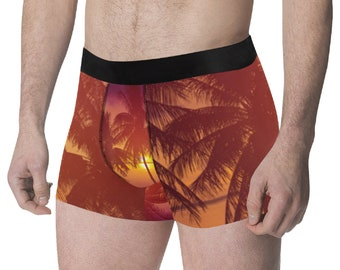 Men's Boxer Briefs Palm Beach