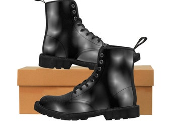 WomenS Martin Boots Angles In Clouds