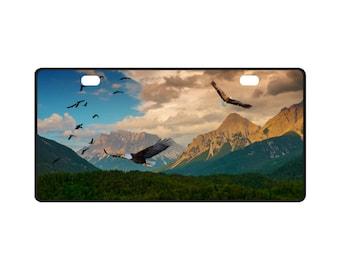 Designed License Plates Eagle Mountain