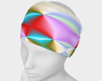Colorful Diamond Headband