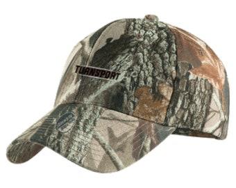 Camouflage Custom Hats