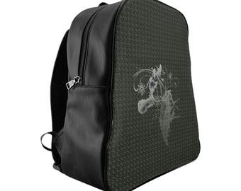 School Backpack Arabian Horse