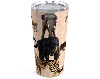 Tumbler 20Oz Wild Kingdom