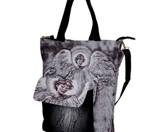 Featured listing image: Shoulder Tote Bag Guardian Angel