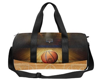 Duffel Bag Basketball