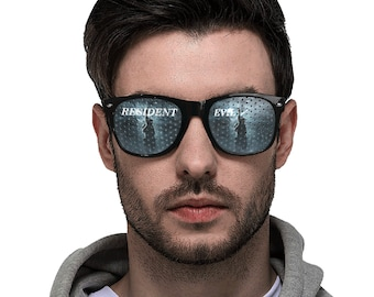 Perforated Sunglasses Resident Evil