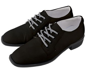 Women's Low Heel Oxford Shoes